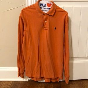 Polo by Ralph Lauren Long Sleeved Polo